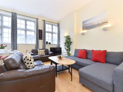 Photo for Cosy apartment for 4 people with WIFI and TV