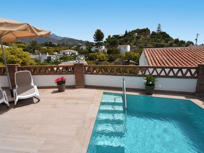 Photo for Holiday house Frigiliana for 1 - 4 persons with 2 bedrooms - Holiday house