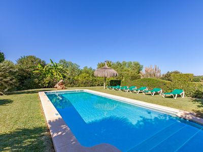 Photo for Conteses Petit - Chalet for 6 people in Alcúdia