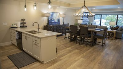 Photo for Downtown, luxury unit! Water View, Walking Distance to all of Sister Bay!