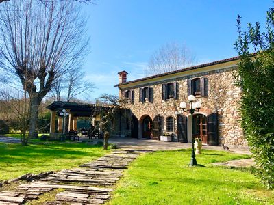 Photo for Country House IL BARCAIO by KlabHouse w/4BR-private Pool