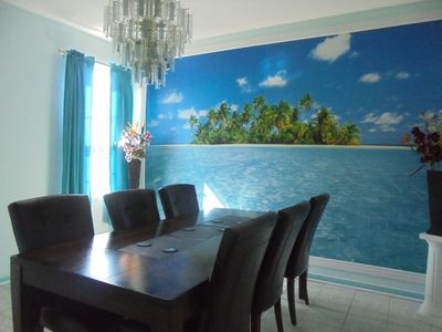 dinning room downstairs