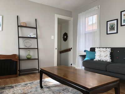 Photo for Bright & Spacious 1Bed Downtown Troy Garden Apt.