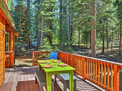 Photo for 3BR Northstar/Truckee Home w/Grill & Fireplace