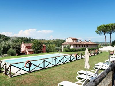 Photo for Apartment Podere Francigena (CTF124) in Castelfiorentino - 6 persons, 2 bedrooms