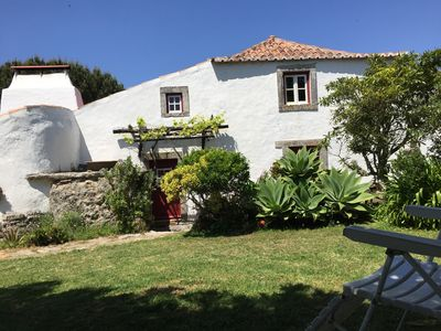 Photo for Old Cottage at the Atlantic coast near Sintra and Lisbon