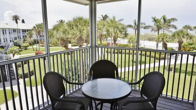 Photo for 2nd Floor Gulf view villa close to Pool and Restaurants on Resort!  B3522B