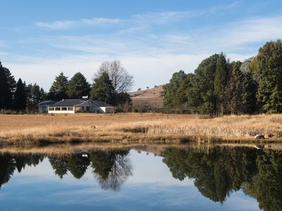 Photo for Private and tranquil self-catering accommodation in the Drakensberg Mountains