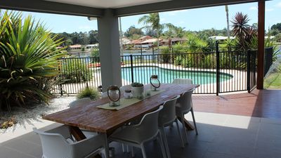 Photo for 5BR House Vacation Rental in Currumbin Waters, QLD