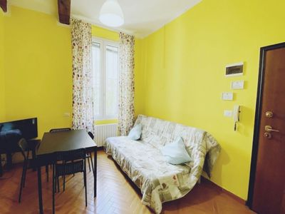 Photo for A small apartment on the ground floor of a typical Bolognese condominium courtyard