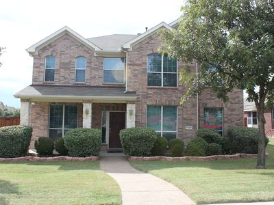 Photo for Spacious Frisco Home in Family Neighborhood w/Park