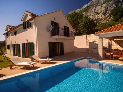 Photo for Holiday house Gata for 8 - 10 persons with 4 bedrooms - Holiday house