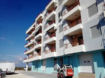 Photo for Homerez last minute deal - Beautiful apt with sea view