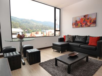 Photo for ROBYN - 1 Br.  Executive Apartment with great mountain views