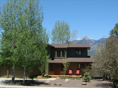 Photo for Amazing Mountain Views - Flagstaff Peakview Rental