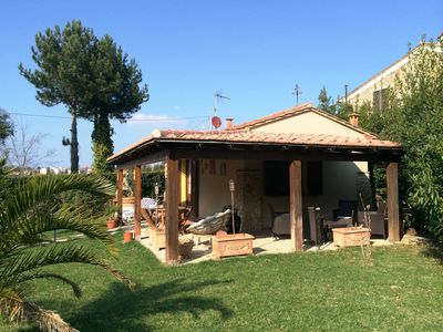 Photo for 1BR House Vacation Rental in Montescudaio, Pisa