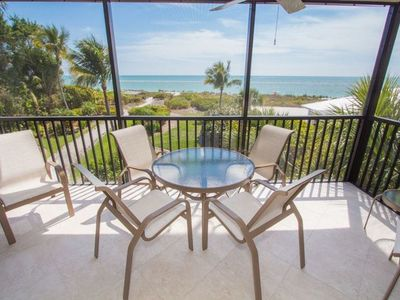 Photo for Enjoy Tropical Views from this Two Bedroom Private Condo - Sayana of Sanibel 203