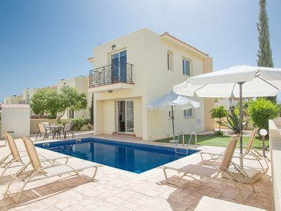 Photo for Villa Carmen,Lovely 3BDR Pernera Villa with pool, walking distance to amenities