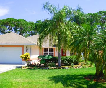 Photo for SUMMER SALE! Amazing Pool/HotTub, 5 Min to Barefoot Beach, Fantastic Location!