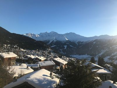 Photo for Twilight apartment Verbier-2.5 rooms up to 5 people-2 parking spaces