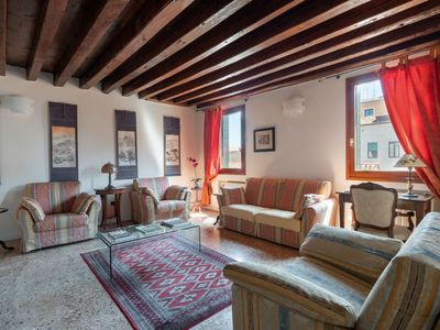 Bright, Central, and in an Exclusive Area of Venice. Perfect for Families.