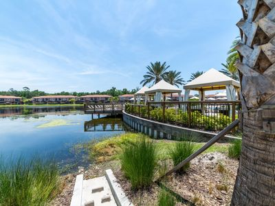 Photo for Regal Oaks 3 Bedroom 2 1/2 Bathroom Town Home With Jacuzzi, Tropical Resort Pool