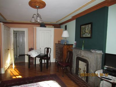Photo for very large, clean furnished room in modernized Victorian townhouse