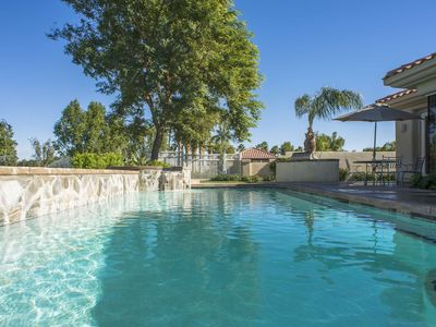 Photo for Mountain View Weisskopf Home, Private Saltwater Pool and Spa, Casita, PGA West
