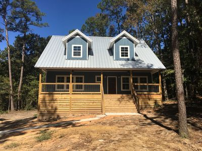Photo for BRAND NEW BEAUTIFUL HOME IN RAYBURN COUNTRY!!