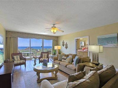 Photo for Sterling Shores 404 - Downtown Destin! Gulf View! Community Pool! Fitness Center