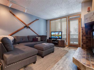 TR1205 WINTER SPECIALS! Beautiful Mountain Home just steps from the Slopes!