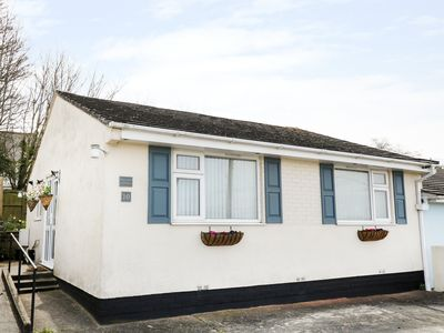 Photo for HILLVIEW COTTAGE, with a garden in Brixham, Ref 962744