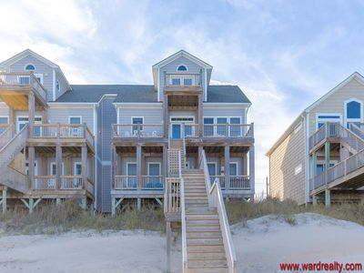 Photo for Gorgeous Oceanfront 5 BR + Loft Home, Elevator, Spectacular Views - Inn Luxury North