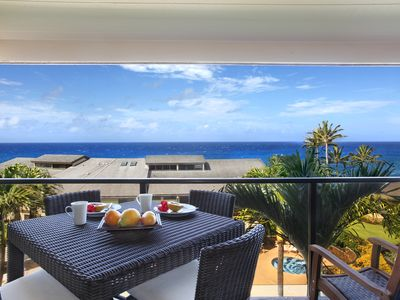 Photo for 2 bedroom/2.5 bath of Absolutely Beautiful Expansive Views of the Ocean!