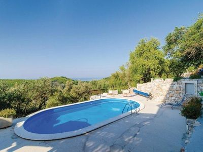 Photo for Holiday house Stone  - Babino Polje, Island Mljet, Croatia
