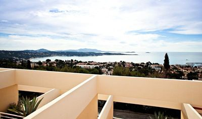 Photo for Residence Le Bosquet - 3 rooms 5 pers sea view