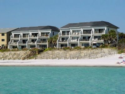Photo for Cozy Gulf Side Condo ~ Only Steps from the Emerald Gulf Coast!