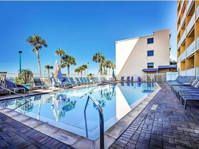 Photo for STAY RIGHT ON THE BEACH! TWO GULF FRONT UNITS, POOL