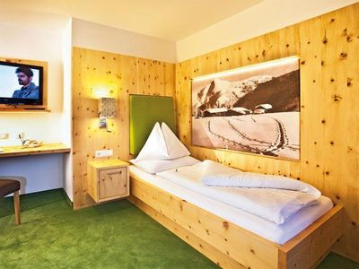 """Photo for Mountain and hiking experience in the """"EZ Rettenstein"""" - Alpenhof, country hotel"""