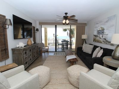 Photo for Summer House 204A-Beach Front Views + Great location in Heart of Orange Beach