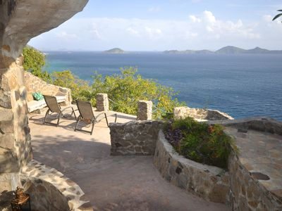 Photo for Stunning Villa High Up In The Moonhole Eco-Preserve