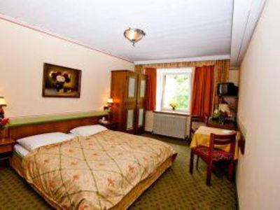 Photo for Double room B in the Gasthof, half board - Hotel Gasthof Lercher