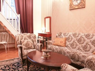 Photo for Gold Chamber  apartment in Kazimierz with WiFi.