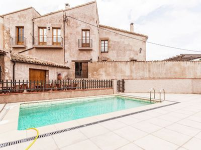 Photo for 17th century farmhouse in Bages, near Montserrat.