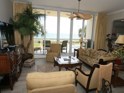 Photo for 2nd Fl 3BR/3BA Penthouse-Great Rates Wifi/Free Beach Service!