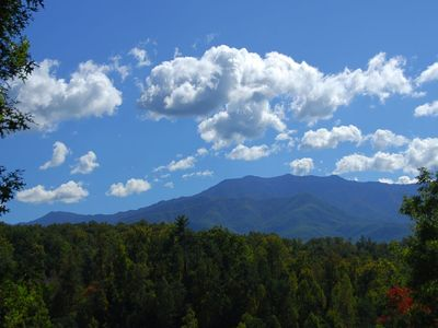 Photo for Great Views - Close to Pigeon Forge and G'burg - Hot tub, Pool table, Arcade!!