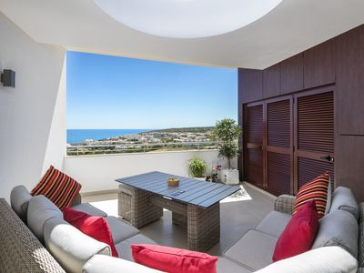 Photo for Luxurious, breath taking brand new apartment with unrivaled sea views!