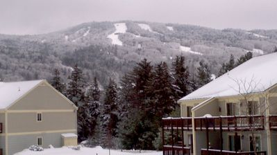 Photo for Comfortable home in the heart of Bretton Woods with fantastic views of the ski slopes! DISCOUNTED LIFT TICKETS AVAILABLE!