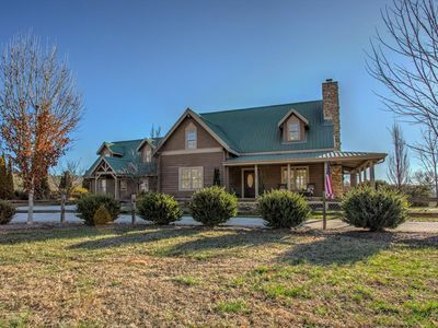 Photo for Avery's Creek-Swimming Pool/Hot tub-Close To Asheville & Shopping/Food/Hiking.