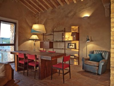 Photo for 4BR Apartment Vacation Rental in Saline di Volterra